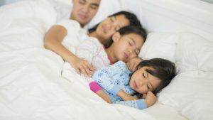 Δεν κοιμόμαστε με τα παιδιά μας Ψυχοθεραπεια