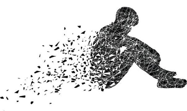 ραντεβού με κάποιον με μεγάλη καταθλιπτική διαταραχή